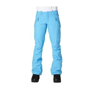 DC Blue Thick Winter Waterproof Snow Pants Small